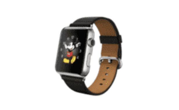 Oferta de REACONDICIONADO Apple Watch Steel Classic, caja 42 mm, Negro por 601,6€