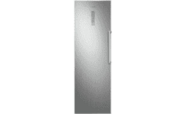 Oferta de REACONDICIONADO Congelador vertical - Samsung RZ32M7135S9/ES, 315L, 41dB, No frost, A++, Inox por 695,2€