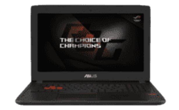 """Oferta de REACONDICIONADO Portátil Gaming - Asus GL502VS-FY370T, i7-7700HQ, 15.6"""", 16GB RAM, 1TB+128GB, GTX 1070, Negro por 1280,88€"""