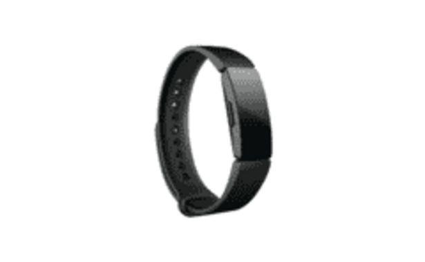 Oferta de REACONDICIONADO Pulsera de actividad - Fitbit Inspire Black, Resistente al agua, Táctil, Seguimiento del sueño por 55,19€