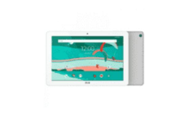 "Oferta de REACONDICIONADO Tablet - SPC Gravity 4G, 16 GB, Blanco, WiFi + LTE, 10.1"" WXGA, 2 GB RAM, Cortex A53, Android por 96€"
