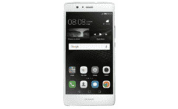 "Oferta de REACONDICIONADO Móvil - Huawei P9 Lite, 5.2"", Full HD, Kirin 650, 3 GB RAM, 16 GB, 13 MP + 8 MP, 4G por 191,2€"