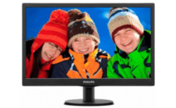 Oferta de REACONDICIONADO Monitor - Philips LCD TFT 193V5LSB2/10 por 71,2€