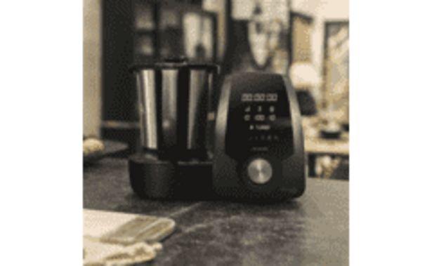 Oferta de REACONDICIONADO Robot de cocina - Cecotec Mambo 8090, 1700W, 3.3 litros, 30 funciones, Acero Inoxidable, Negro por 223,2€
