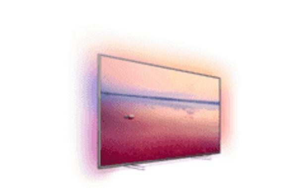 """Oferta de REACONDICIONADO TV LED 65"""" - Philips 65PUS6754, UHD 4K, HDR 10+, Ambilight 3 lados, Smart TV, Panel 10 bits por 568,65€"""