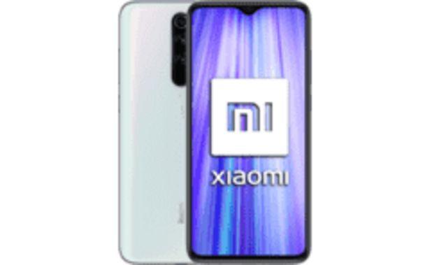 "Oferta de REACONDICIONADO Móvil - Xiaomi Redmi Note 8 Pro, Blanco, 128 GB, 6 GB RAM, 6.53"" FullHD+, Helio G90T, 4500 mAh por 215,2€"