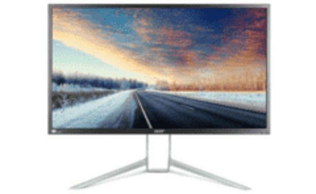 """Oferta de REACONDICIONADO Monitor - Acer BX320HK, 32"""", IPS, 4K, Ultra HD, Gris Oscuro por 799,2€"""