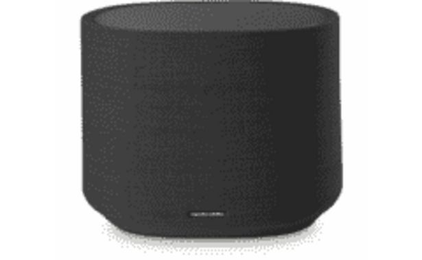 Oferta de REACONDICIONADO Altavoz inalámbrico - Harman Kardon Citation Sub, 200 W, Wi-Fi, Negro por 639,2€