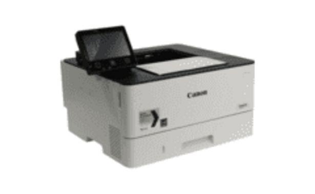 Oferta de REACONDICIONADO Impresora Láser Monofunción - Canon i-SENSYS LBP215x B/N, Táctil, 250 hojas, Blanco por 194,4€