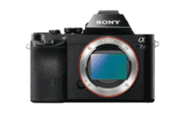 Oferta de REACONDICIONADO Cámara EVIL - Sony Alpha ILCE-7S, Cuerpo, ISO 409600, NFC por 1439,2€