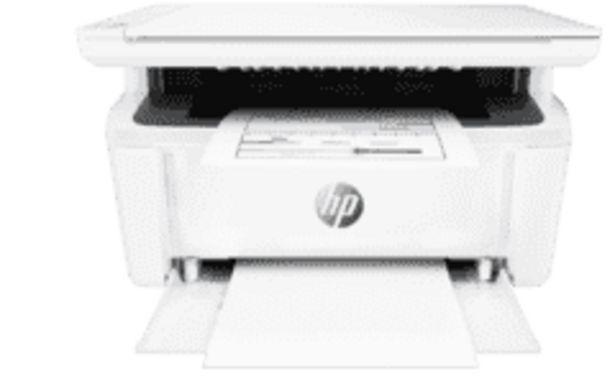 Oferta de REACONDICIONADO Impresora multifunción - HP LaserJet Pro MFP M28a, Monocromo, 18 ppm, 600x600 ppp, A4, USB por 92€