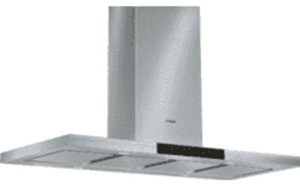 Oferta de REACONDICIONADO Campana - Bosch DIB121K50, 120 cm, 890 m³/h, 62 dB, LED, Inox por 1384,8€