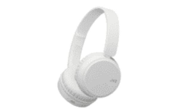 Oferta de REACONDICIONADO Auriculares inalámbricos - JVC HAS35BT AU, Bluetooth, 17 Horas, Micrófono, Blanco por 25,59€