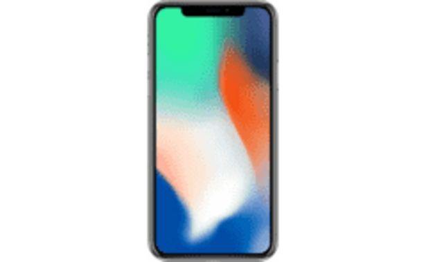 "Oferta de REACONDICIONADO Apple iPhone X, 64 GB, Super Retina de 5.8"", Red 4G LTE, Plata por 703,2€"