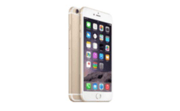 Oferta de REACONDICIONADO Apple iPhone 6 Plus Dorado de 128 GB, reacondicionado, red 4G por 810,4€