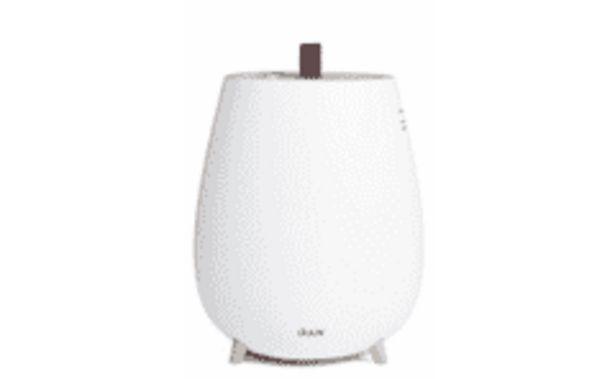 Oferta de REACONDICIONADO Humidificador - Duux Tag DXHU03, 20 W, Luz LED, Depósito 2.3 L, Blanco por 54,39€