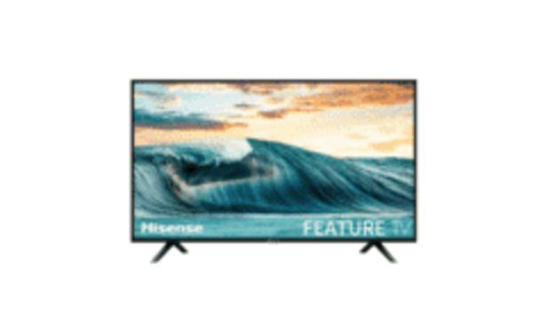 "Oferta de REACONDICIONADO TV LED 32"" - Hisense 32B5100, HD Ready, HDMI, TDT2, Modo Hotel por 115,2€"