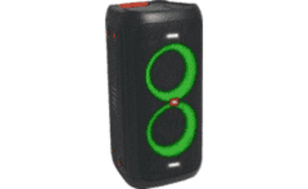 Oferta de REACONDICIONADO Altavoz gran potencia - JBL PartyBox 100, 160 W, Bluetooth, Bass Boost, Autonomía 12 h, USB por 192€