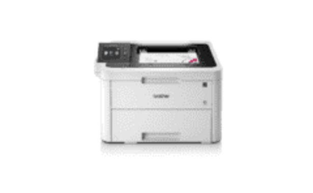 Oferta de REACONDICIONADO Impresora Laser Color - Brother Hl-L3270CDw por 207,2€