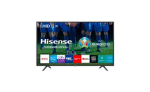 """Oferta de REACONDICIONADO TV LED 50"""" - Hisense H50B7100 127 cm, Ultra HD 4K, Smart TV por 279,2€"""