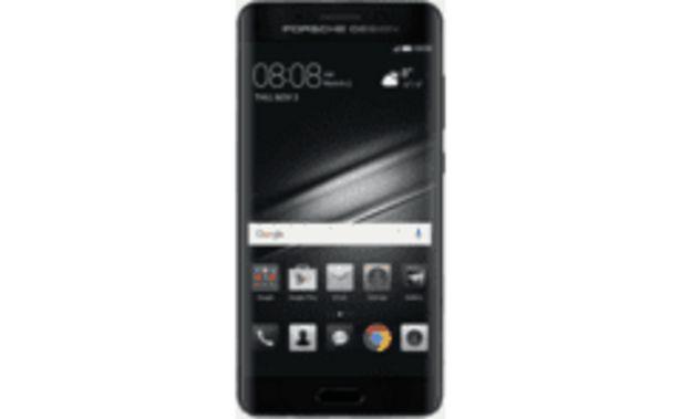 "Oferta de REACONDICIONADO Móvil - Huawei MATE 9 DISEÑO PORSCHE Negro, 4G, 5.5"" QHD, 256 GB, Dual SIM por 1132€"