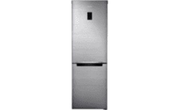 Oferta de REACONDICIONADO Frigorífico combi - Samsung RB33J3215SS, 350 L, 185 cm, No Frost, A++, Inox por 455,2€