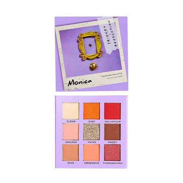 Oferta de Friends Limited Edition Monica Palette por 8,5€