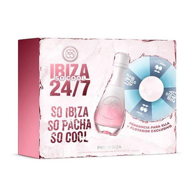 Oferta de Estuche Ibiza 24/7 Her So Cool por 9,99€