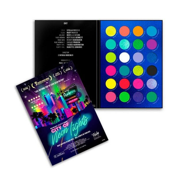 Oferta de City Of Neon Lights por 25€