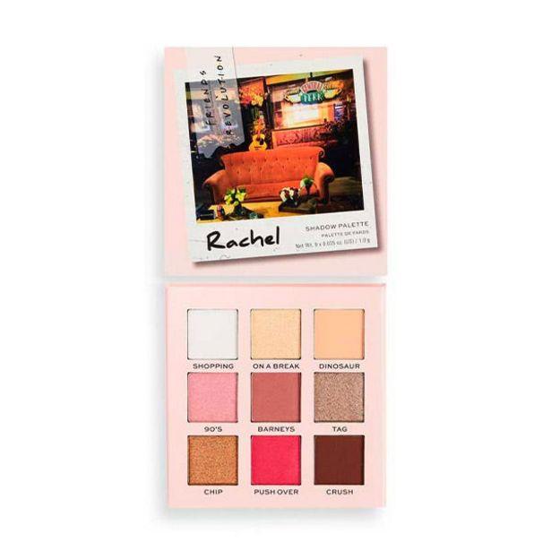 Oferta de Friends Limited Edition Rachel Palette por 8,5€