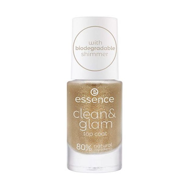 Oferta de Clean & Glam Top Coat por 2,49€