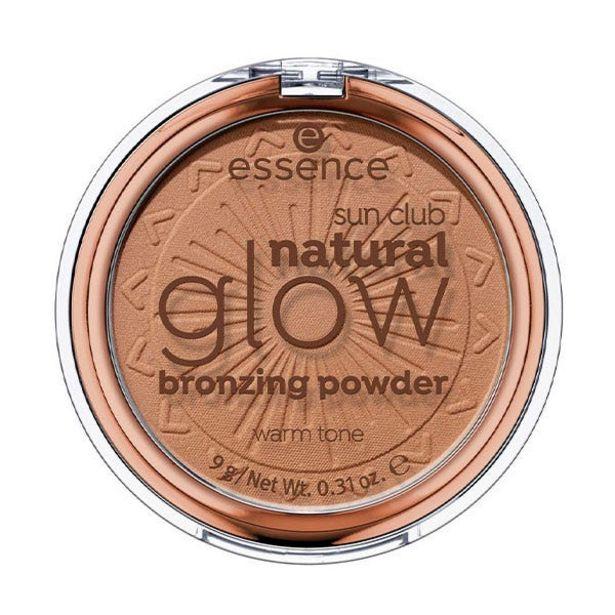 Oferta de Sun Club Natural Glow Bronzing Powder por 3,79€