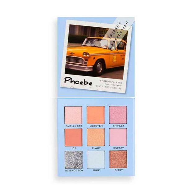 Oferta de Friends Limited Edition Phoebe Palette por 8,5€