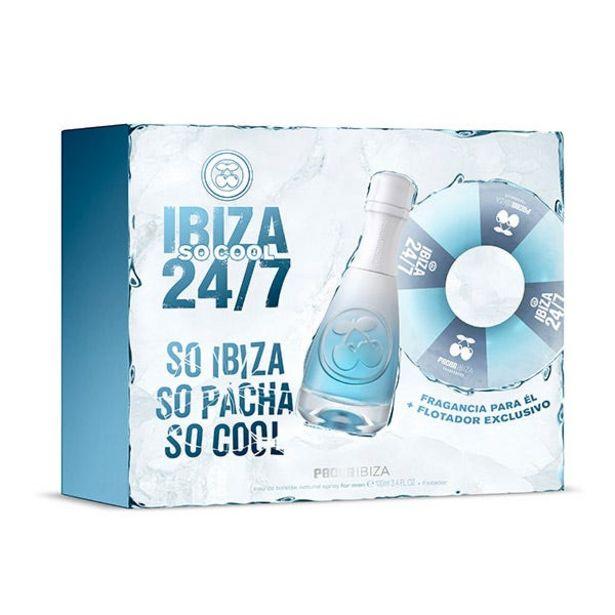 Oferta de Estuche Ibiza 24/7 Him So Cool por 9,99€