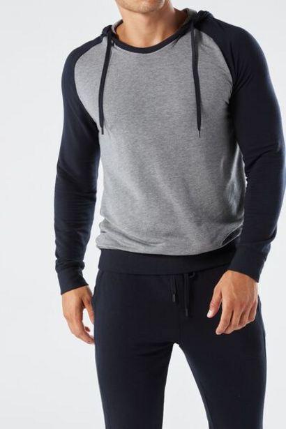 Oferta de Sudadera Capuchón Modal Cashmere por 39,92€