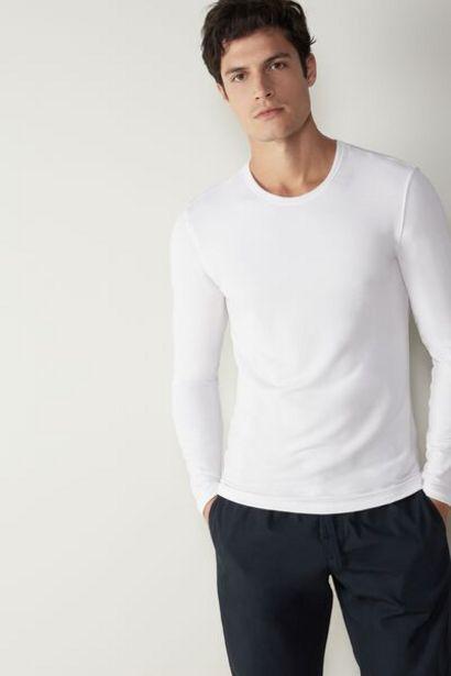 Oferta de Camiseta Manga Larga Modal Cashmere por 29,9€