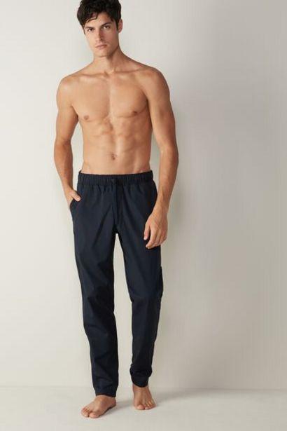 Oferta de Pantalón de Tela de Algodón por 29,9€