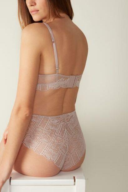 Oferta de Culotte Brasileño Romantic Lace por 15,9€