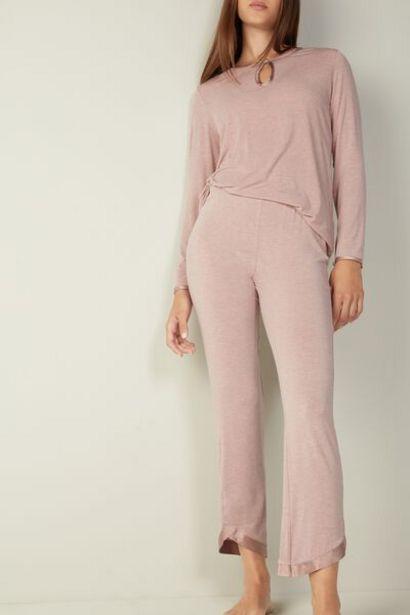 Oferta de Pantalones de Modal y Seda Silk Touch por 39,9€