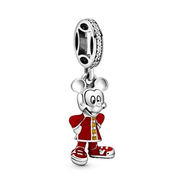 Oferta de Charm colgante en plata de ley Mickey Mouse Año Nuevo Chino por 69€