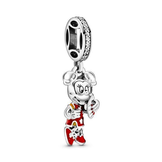 Oferta de Charm colgante en plata de ley Minnie Mouse Año Nuevo Chino por 69€