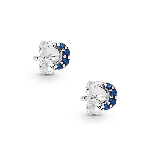 Oferta de Set de regalo pendientes Pandora Me Mi Luna por 30鈧�