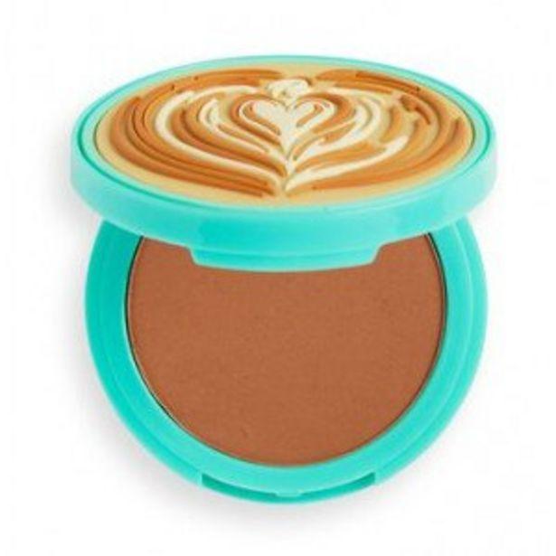Oferta de Tasty Coffee Bronzer Bronceador por 4,99€