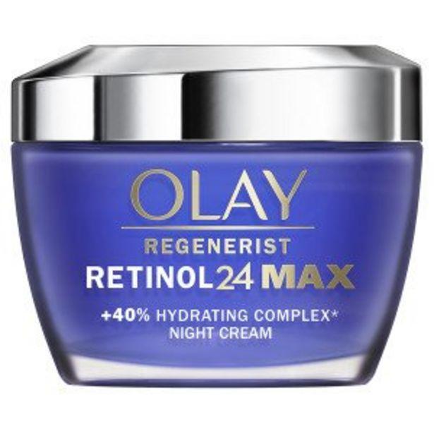 Oferta de Regenerist Retinol24 Max Noche Crema Facial por 31,9€