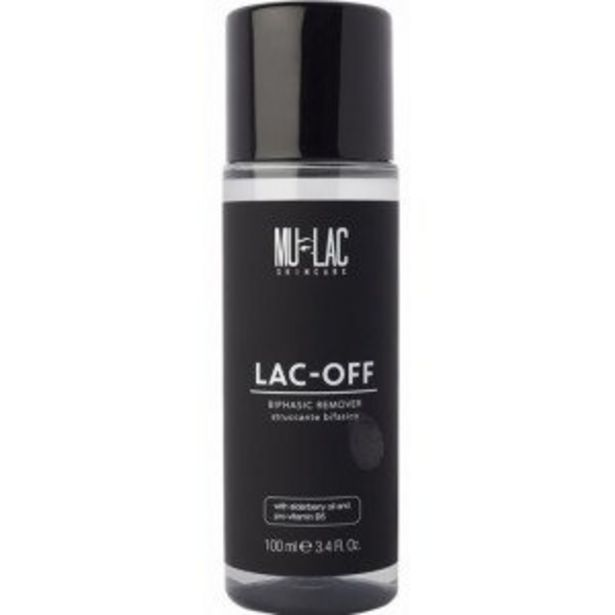 Oferta de Mulac Desmaquillante Lac-off Biphasic Remover por 10,9€