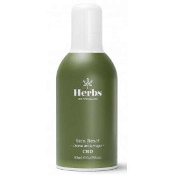 Oferta de Crema Antiarrugas Skin Reset por 9,95€