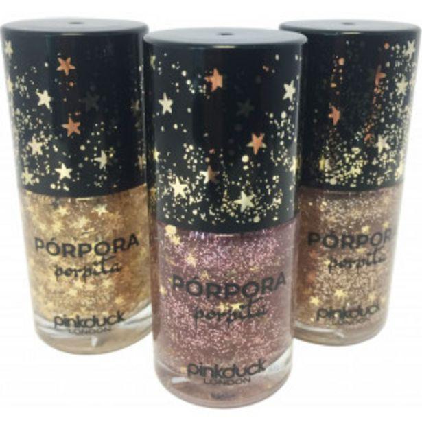 Oferta de Pink Duck Esmaltes Estrellas Porporaporpita por 1,99€