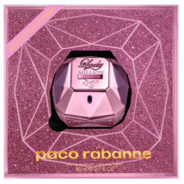 Oferta de Paco Rabanne Lady Million Empire Collector EDP por 64,47€
