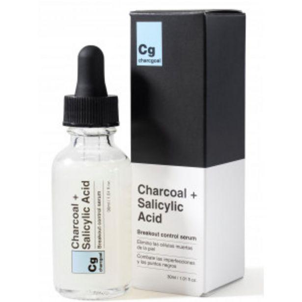 Oferta de Charcoal + Salycilic Acid Control Serum por 7,95€