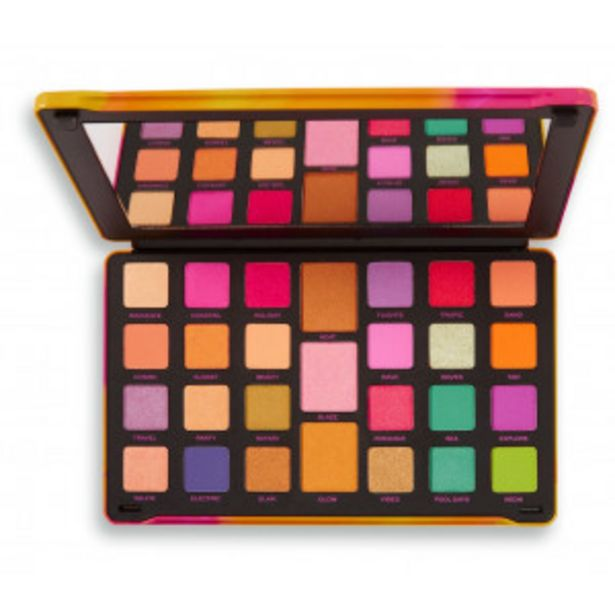 Oferta de Paleta Sombras de Ojos Neon Heat Limitless por 18,99€